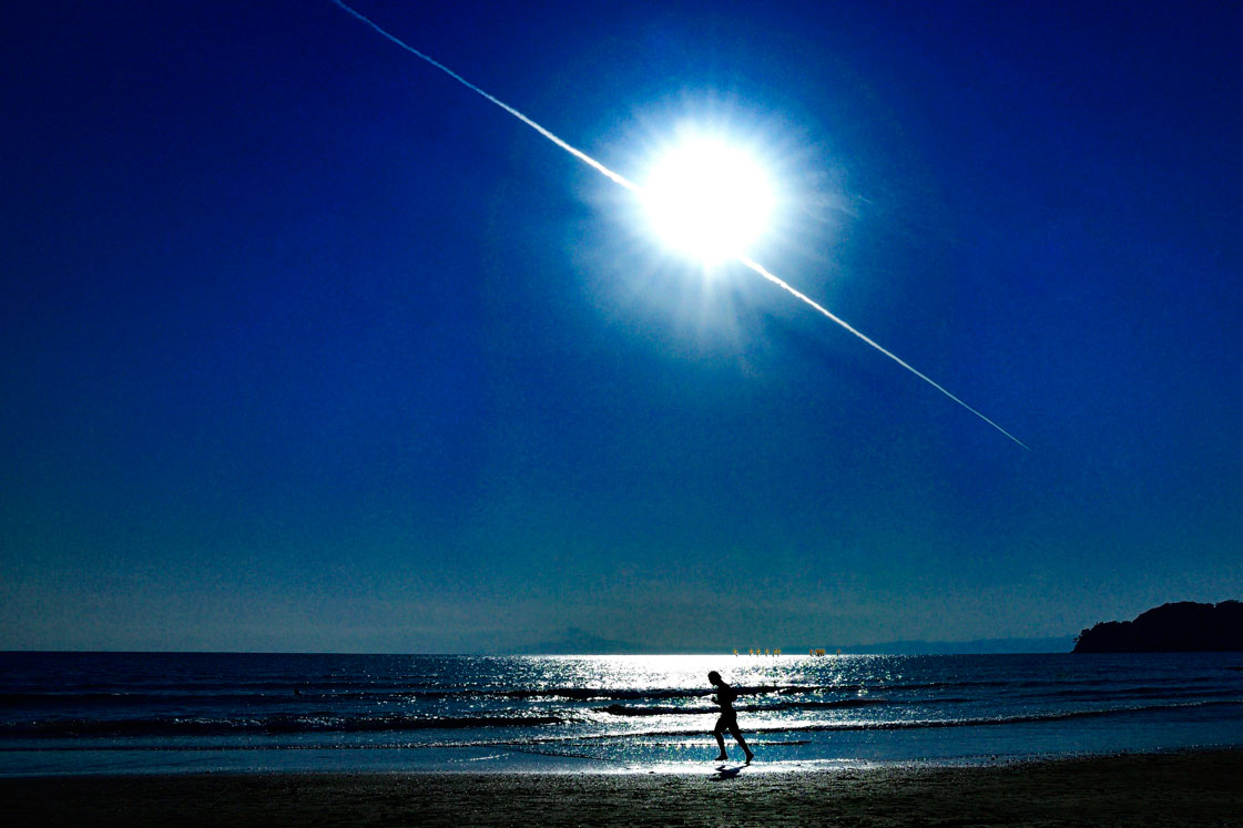天空を駆ける